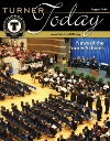 Turner Today Cover Photo of Graduation