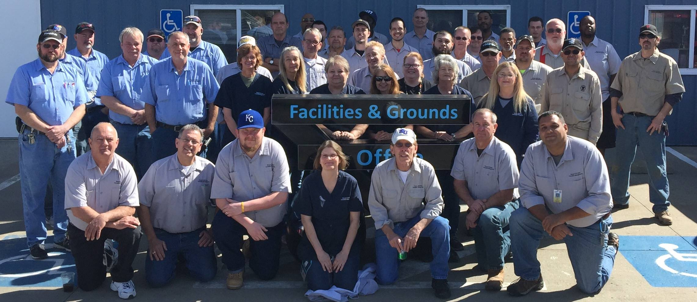 Grounds & Maintenance Staff Photo