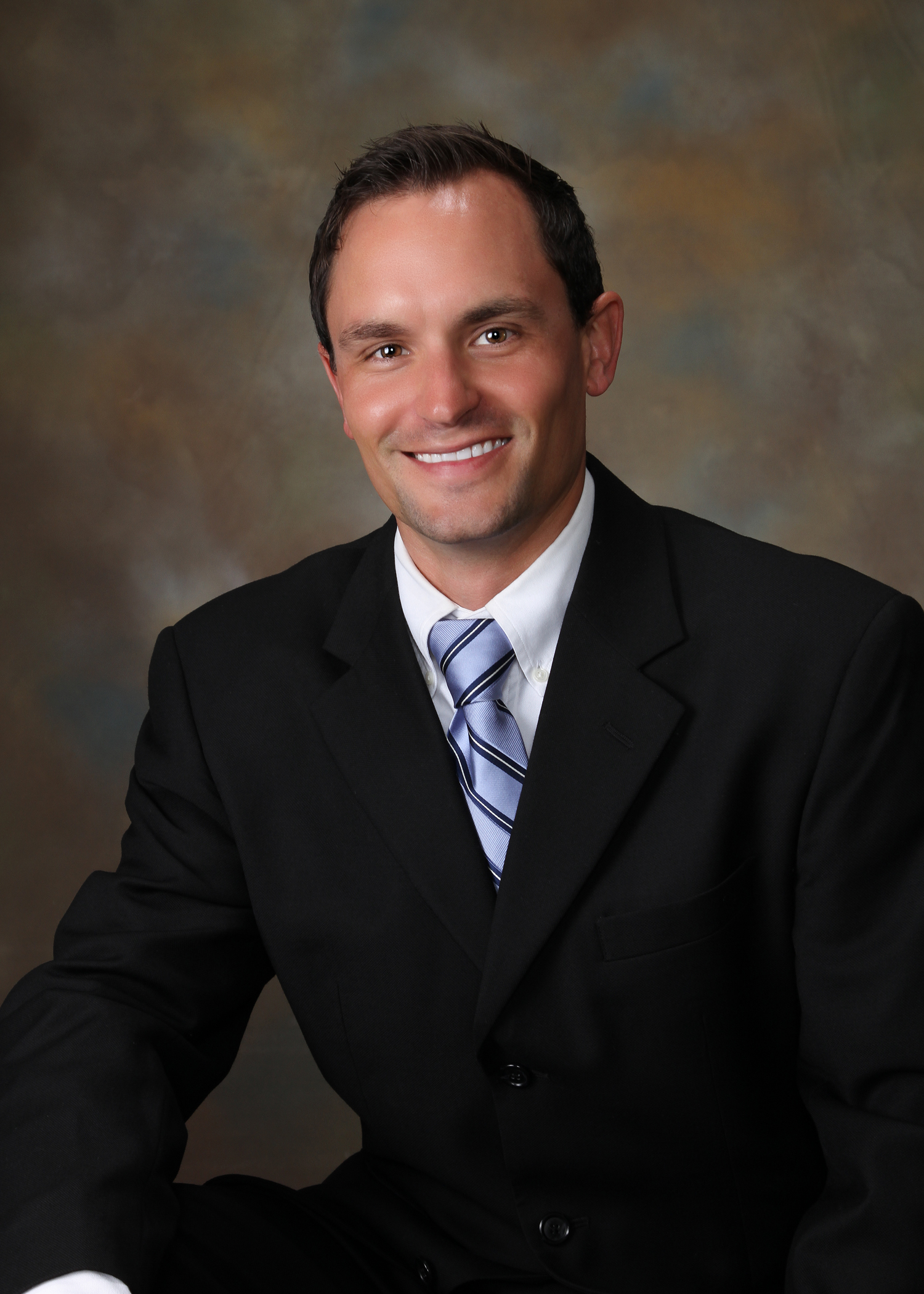 Photo of Dr. Jason Dandoy, Superintendent of Schools
