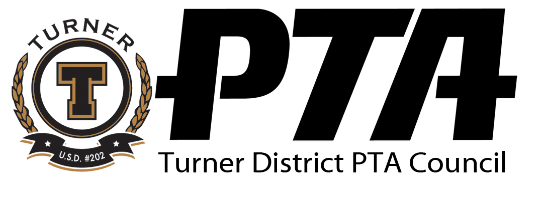 Turner District PTA Council Logo